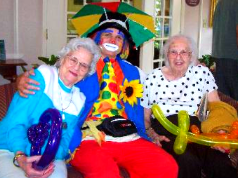 Professional Clowning Kids Birthday Party Entertainment Boys Girls Nashville Tn